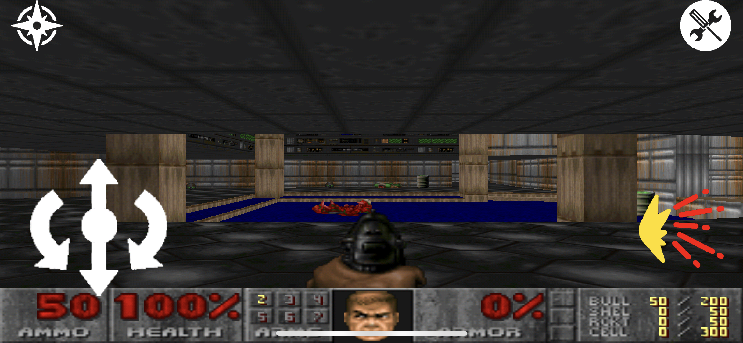 Wolfenstein 3D and DOOM on iOS 11 – schnapple com