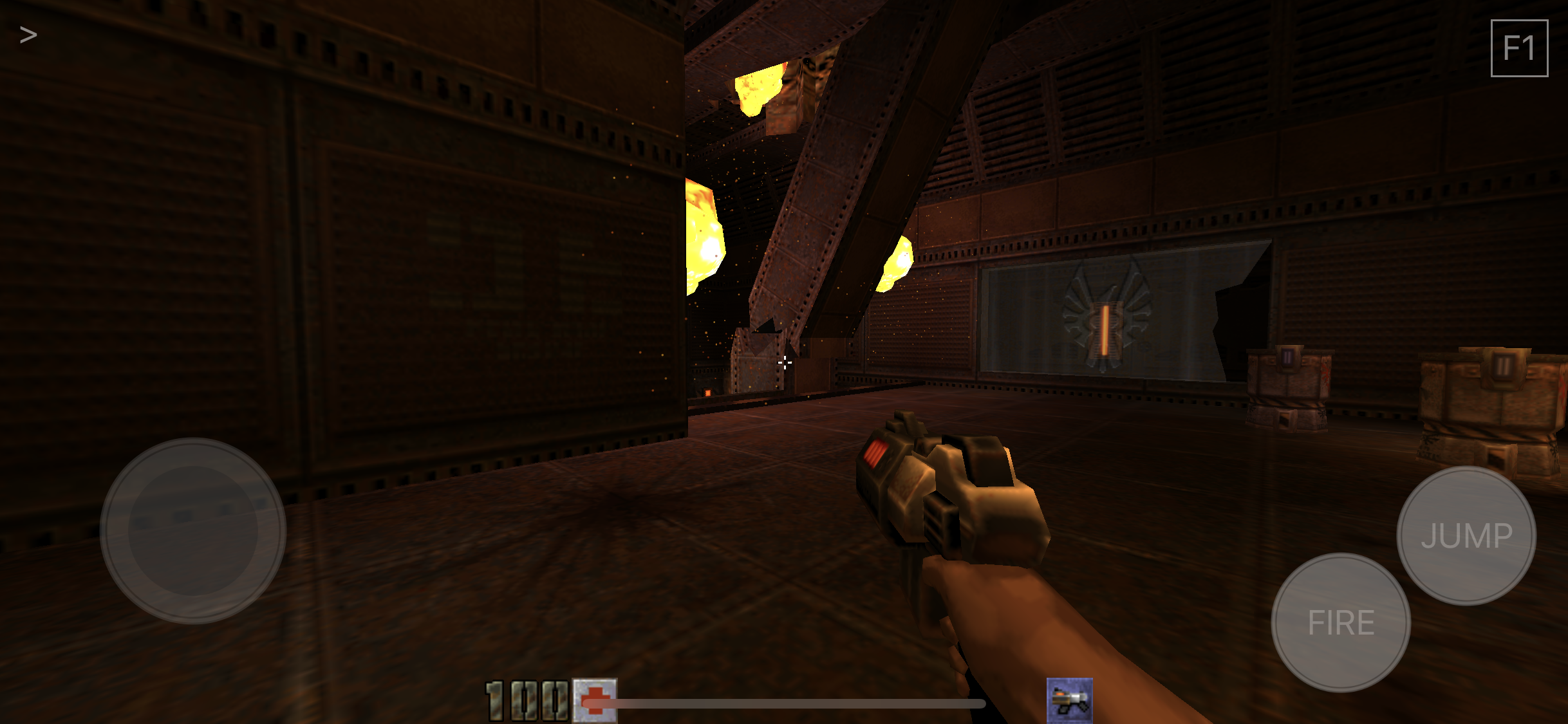 Quake II for iOS and tvOS for Apple TV – schnapple com