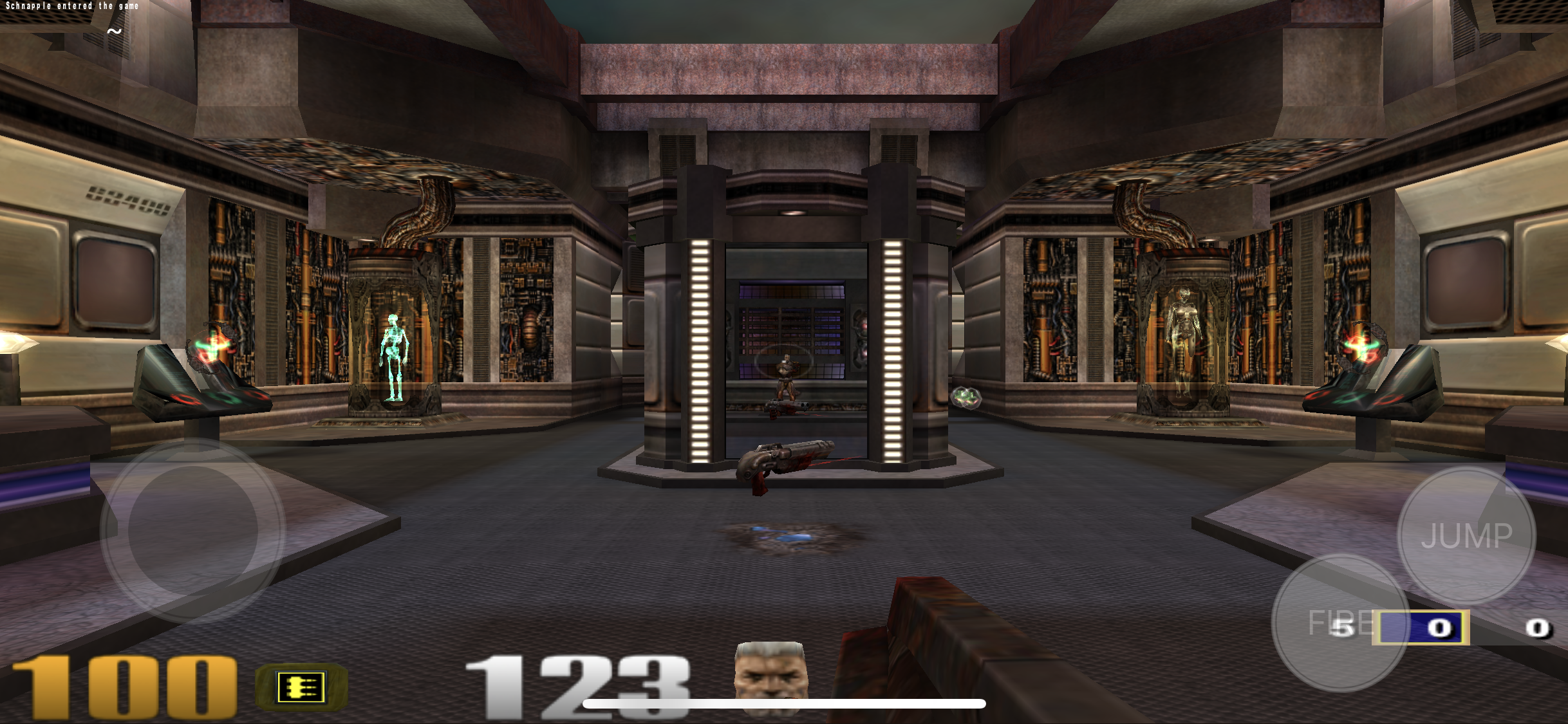 Quake III Arena for iOS and tvOS for Apple TV – schnapple com