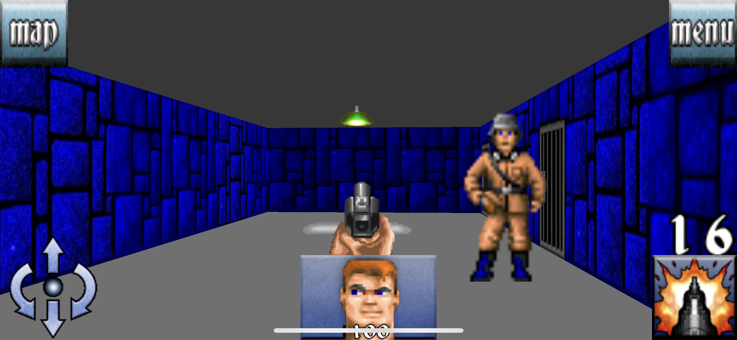 Wolfenstein 3D and DOOM on iOS 11 – schnapple com